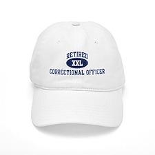 Retired Correctional Officer Baseball Baseball Cap