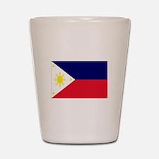 Flag Philippines Shot Glass