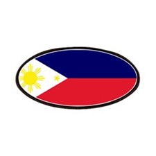Flag Philippines Patches