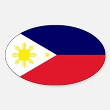 Flag Philippines Decal