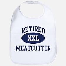 Retired Meatcutter Bib