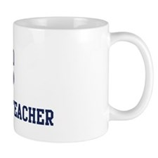 Retired Mathematics Teacher Mug