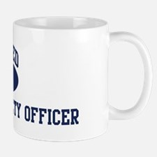 Retired Consumer Safety Offic Mug