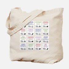 Funny City Tote Bag