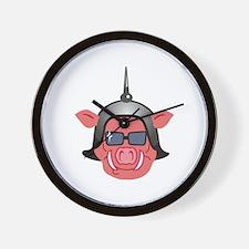 HAWG Wall Clock