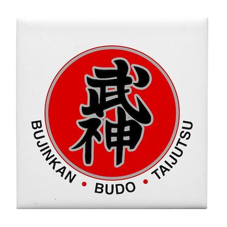 5th to 9th Degree Black Belt - Tile Coaster