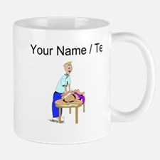 Custom Masseur Mugs