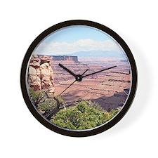 Canyonlands National Park, Utah, USA 11 Wall Clock