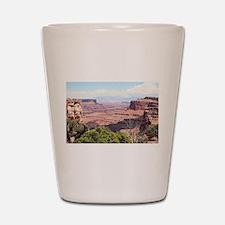 Canyonlands National Park, Utah, USA 11 Shot Glass