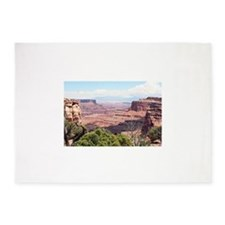 Canyonlands National Park, Utah, US 5'x7'Area Rug