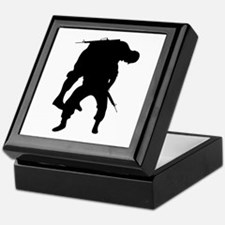 WOUNDED SOLDIER Keepsake Box