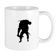 WOUNDED SOLDIER Mugs