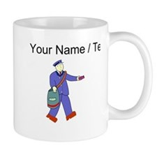 Custom Mail Carrier Mugs
