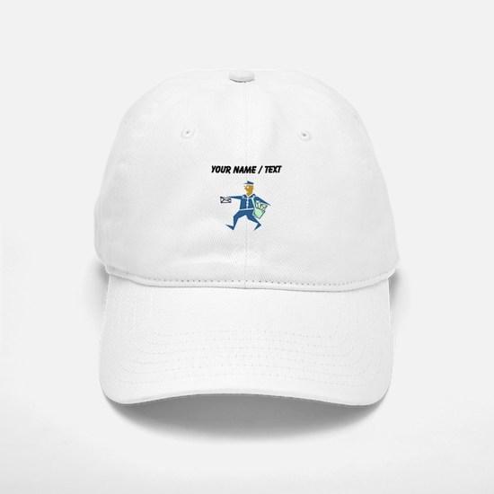 Custom Mail Carrier Baseball Baseball Baseball Cap