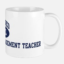 Retired Construction Manageme Mug