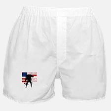 FREEDOM ISNT FREE Boxer Shorts