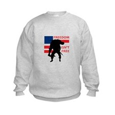 FREEDOM ISNT FREE Sweatshirt