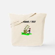 Custom Lumberjack Tote Bag