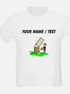 Custom Lumberjack T-Shirt