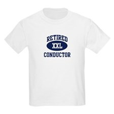 Retired Conductor T-Shirt