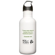 NUMBER TWO Water Bottle