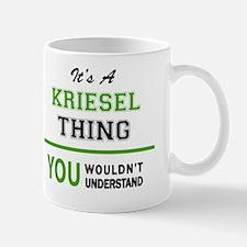 Unique Kriesel Mug