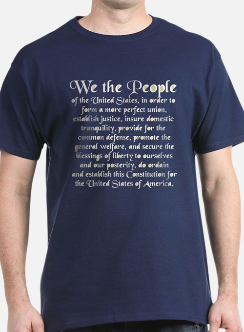 We the People US T-Shirt