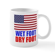 Wet Foot Dry Foot Mugs