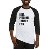 Funny personal trainer Baseball Tee