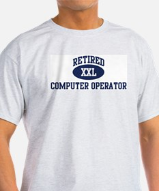 Retired Computer Operator T-Shirt