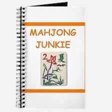 mahjong joke Journal