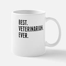 Best Veterinarian Ever Mugs