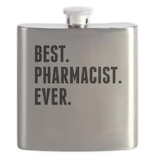 Best Pharmacist Ever Flask