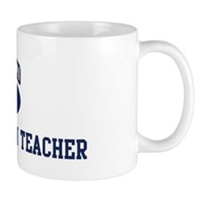 Retired Communication Teacher Mug