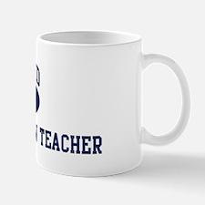 Retired Communication Teacher Mug