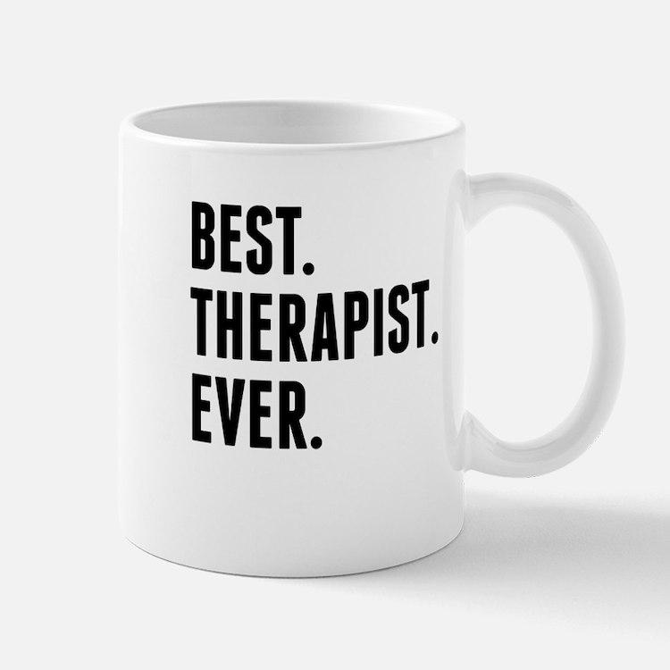 Best Therapist Ever Mugs