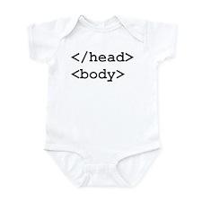 </head> <body> Onesie