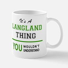 Cute Langland Mug
