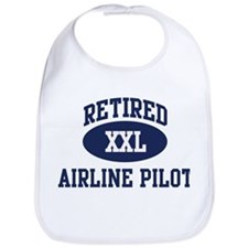 Retired Airline Pilot Bib
