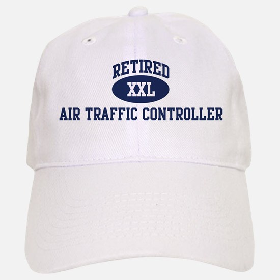 Retired Air Traffic Controlle Baseball Baseball Cap