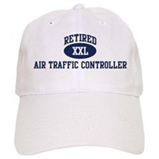 Retired Air Traffic Controlle Baseball Cap