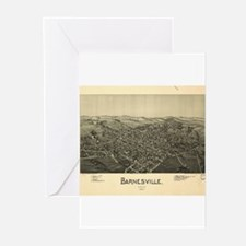 Barnesville, Ohio - 1899 Greeting Cards (Package o