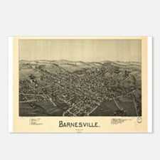 Barnesville, Ohio - 1899 Postcards (Package of 8)