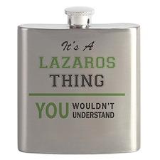 Unique Lazaro's Flask