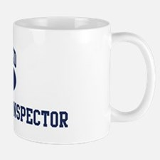 Retired Agricultural Inspecto Mug