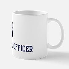 Retired Chief Financial Offic Mug