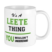 Unique Leet Mug
