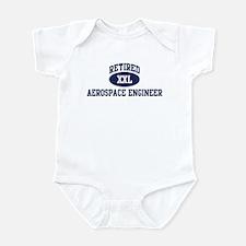 Retired Aerospace Engineer Infant Bodysuit