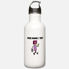 Custom Janitor Water Bottle