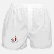 POUR YOURSELF A DRINK Boxer Shorts